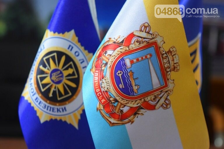В европейских кругах дают положительную оценку охране правопорядка в Черноморске, фото-7