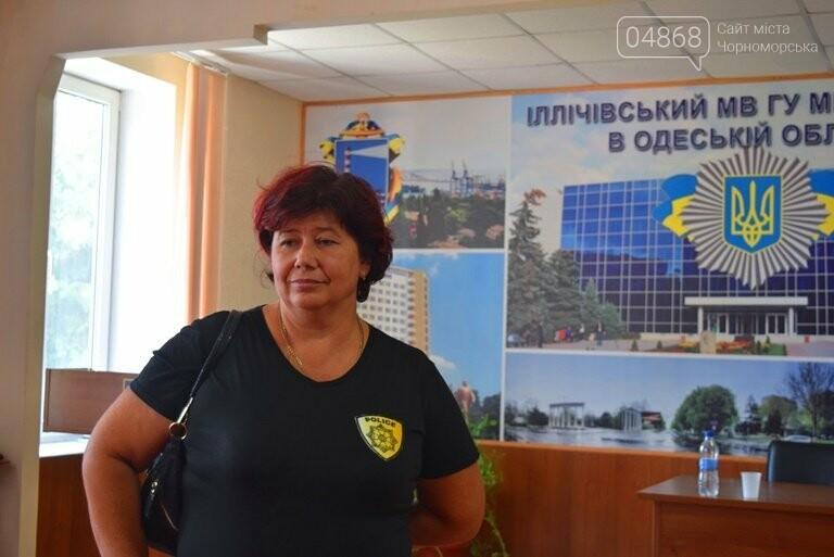 В европейских кругах дают положительную оценку охране правопорядка в Черноморске, фото-10