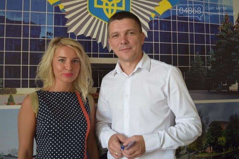 В европейских кругах дают положительную оценку охране правопорядка в Черноморске, фото-4