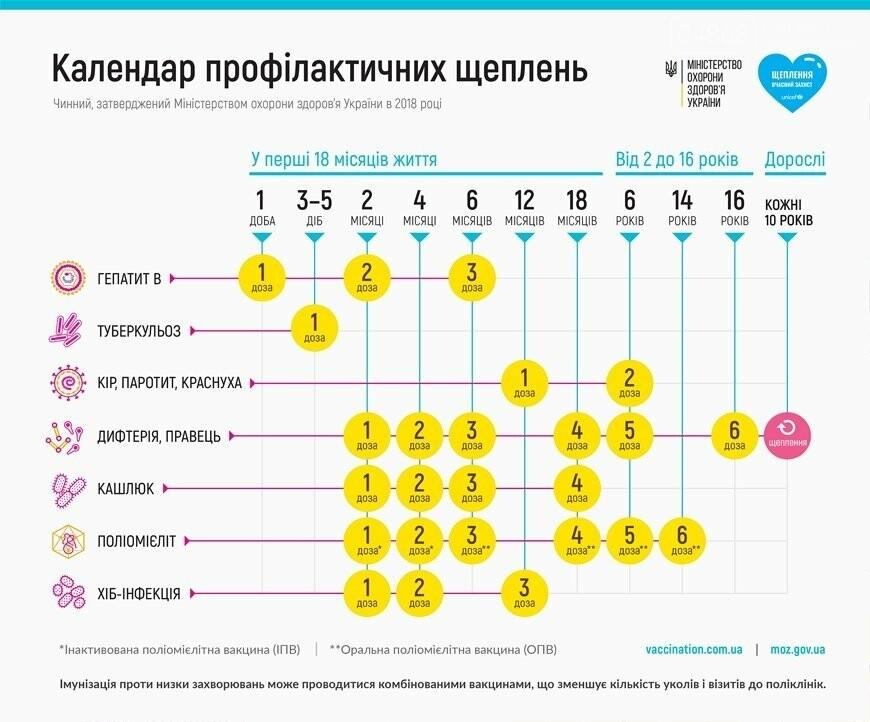 Детям без прививок запрещено посещать школы и детские сады, фото-5