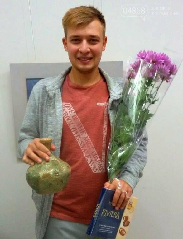 «Так держать!»: двум молодым черноморцам присуждена премия областного совета, фото-1