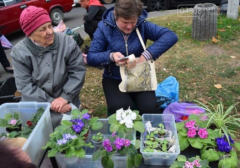 В Черноморске проходит осенняя ярмарка: раки по 250, картофель – по 5.50, фото-37
