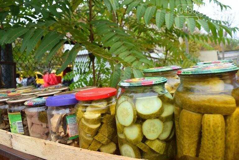 В Черноморске проходит осенняя ярмарка: раки по 250, картофель – по 5.50, фото-8