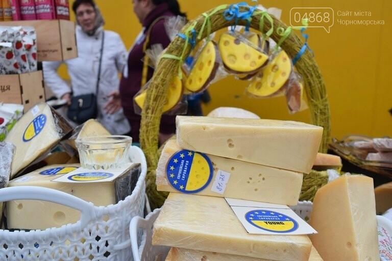 В Черноморске проходит осенняя ярмарка: раки по 250, картофель – по 5.50, фото-13
