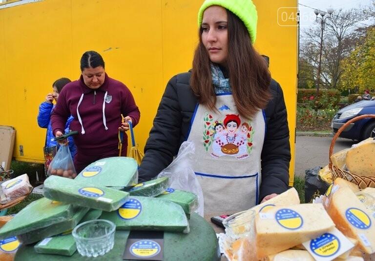 В Черноморске проходит осенняя ярмарка: раки по 250, картофель – по 5.50, фото-14