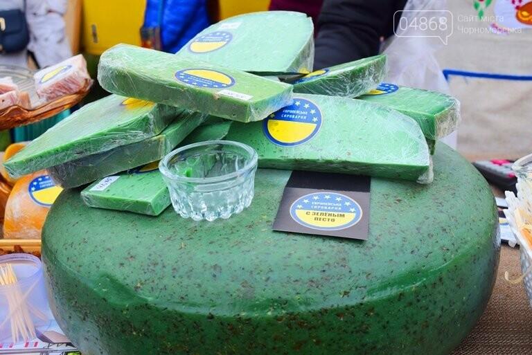 В Черноморске проходит осенняя ярмарка: раки по 250, картофель – по 5.50, фото-6