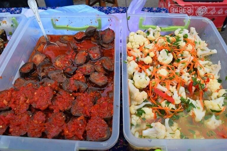В Черноморске проходит осенняя ярмарка: раки по 250, картофель – по 5.50, фото-40