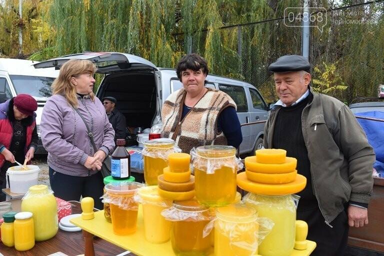 В Черноморске проходит осенняя ярмарка: раки по 250, картофель – по 5.50, фото-11