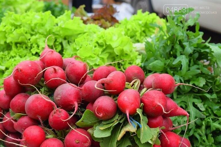 В Черноморске проходит осенняя ярмарка: раки по 250, картофель – по 5.50, фото-16