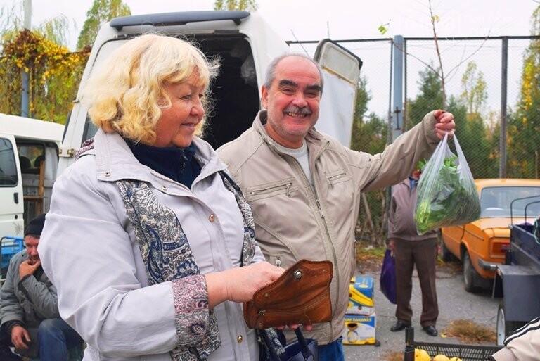 В Черноморске проходит осенняя ярмарка: раки по 250, картофель – по 5.50, фото-4