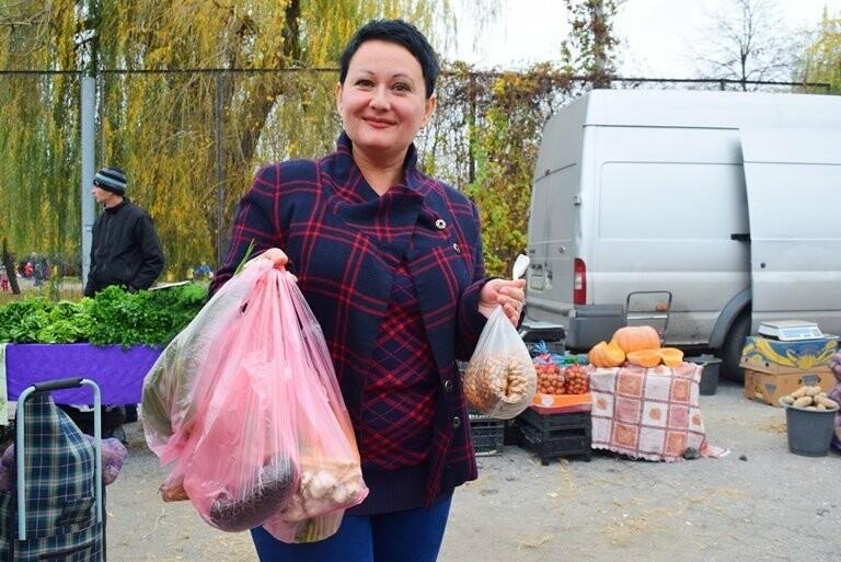 В Черноморске проходит осенняя ярмарка: раки по 250, картофель – по 5.50, фото-3