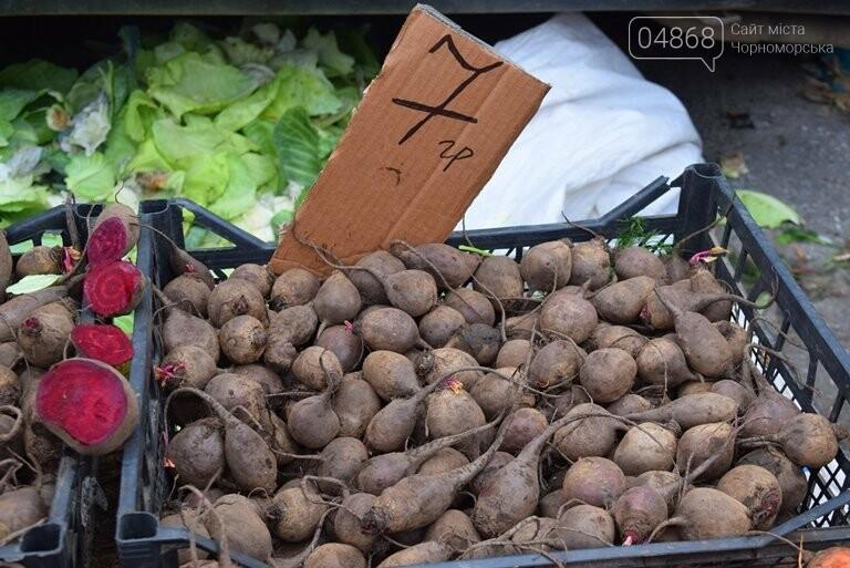 В Черноморске проходит осенняя ярмарка: раки по 250, картофель – по 5.50, фото-24