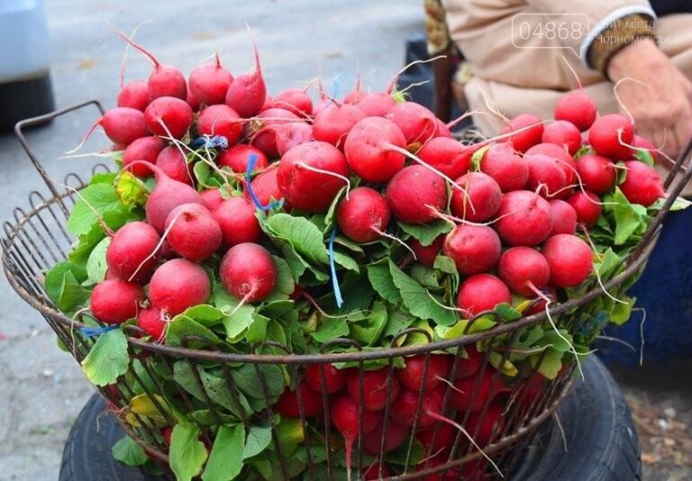 В Черноморске проходит осенняя ярмарка: раки по 250, картофель – по 5.50, фото-30