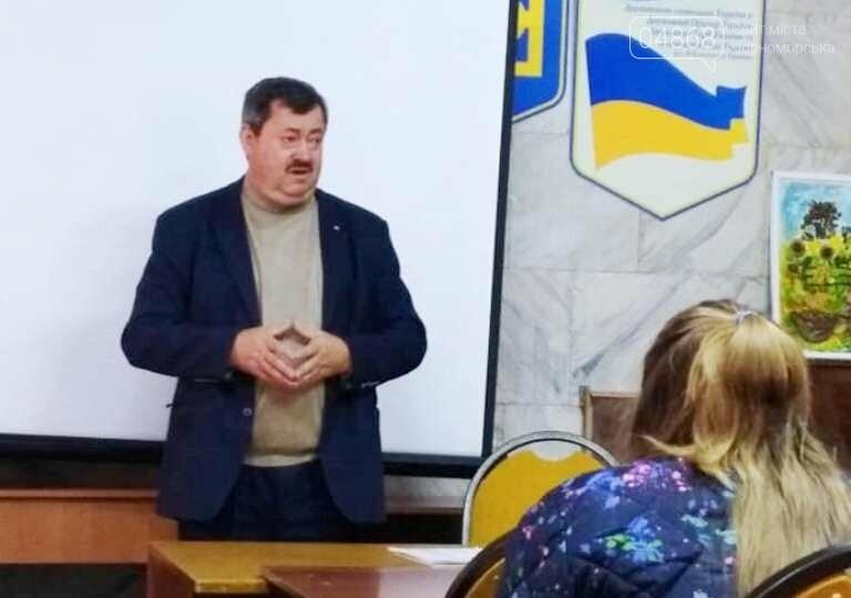 Областной слёт: юные жители Черноморска учились лидерству, фото-4