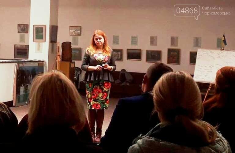 Областной слёт: юные жители Черноморска учились лидерству, фото-1