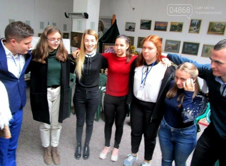 Областной слёт: юные жители Черноморска учились лидерству, фото-3