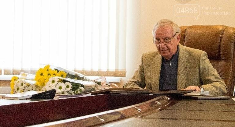 Диплом победителя и 5 тысяч гривен: в Черноморске вручили литературную премию им. В. Сагайдака, фото-12