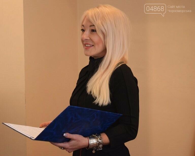 Диплом победителя и 5 тысяч гривен: в Черноморске вручили литературную премию им. В. Сагайдака, фото-3