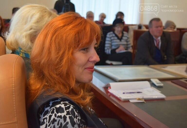 Диплом победителя и 5 тысяч гривен: в Черноморске вручили литературную премию им. В. Сагайдака, фото-4