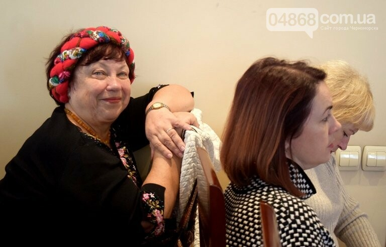 Диплом победителя и 5 тысяч гривен: в Черноморске вручили литературную премию им. В. Сагайдака, фото-9