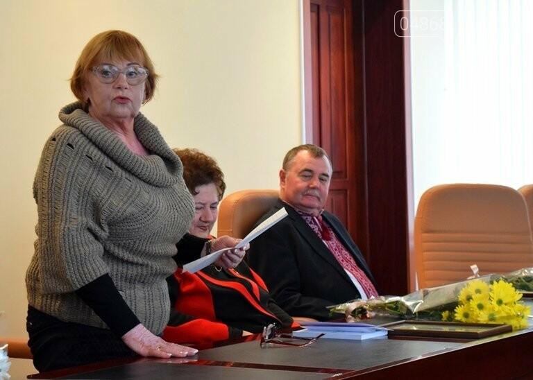 Диплом победителя и 5 тысяч гривен: в Черноморске вручили литературную премию им. В. Сагайдака, фото-21