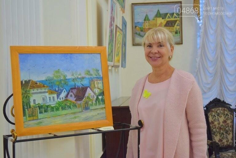 Многогранный талант: в Черноморске прошёл творческий вечер Анны Драй, фото-5