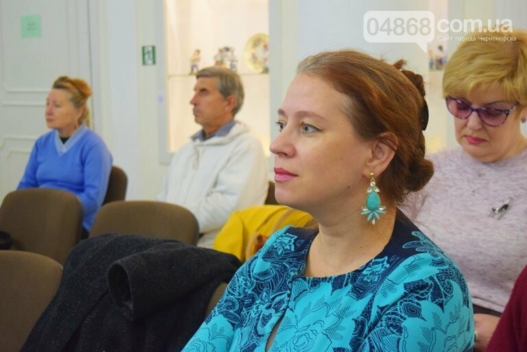 Многогранный талант: в Черноморске прошёл творческий вечер Анны Драй, фото-21