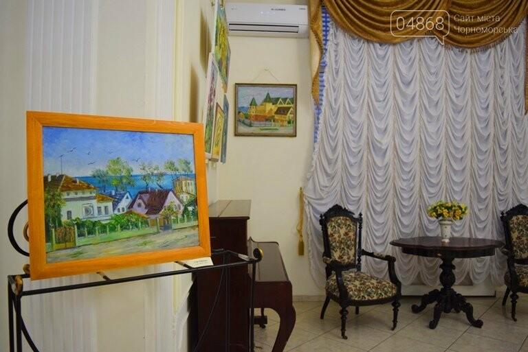 Многогранный талант: в Черноморске прошёл творческий вечер Анны Драй, фото-23