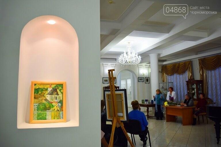 Многогранный талант: в Черноморске прошёл творческий вечер Анны Драй, фото-24