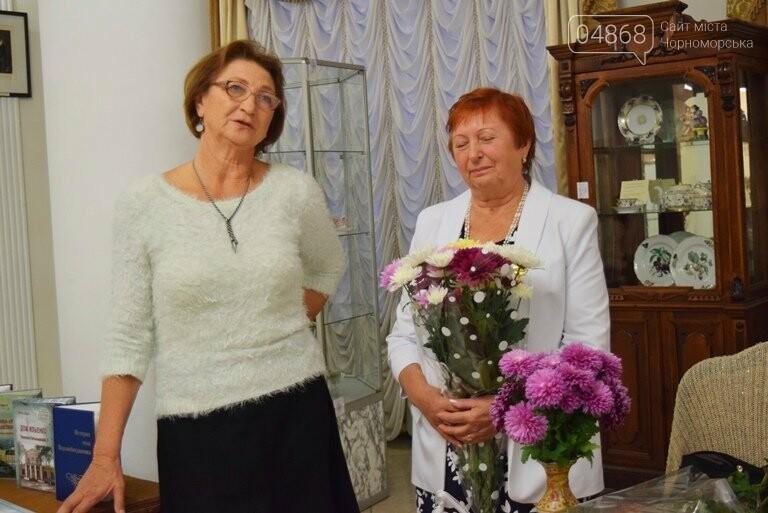 Многогранный талант: в Черноморске прошёл творческий вечер Анны Драй, фото-25