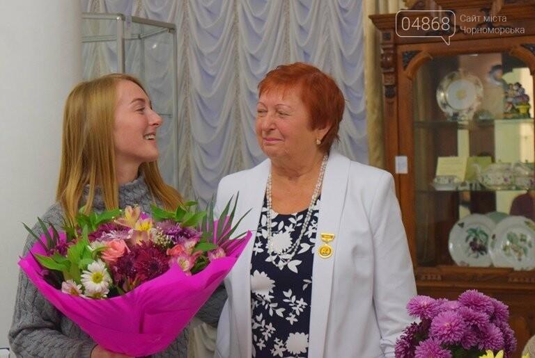 Многогранный талант: в Черноморске прошёл творческий вечер Анны Драй, фото-4