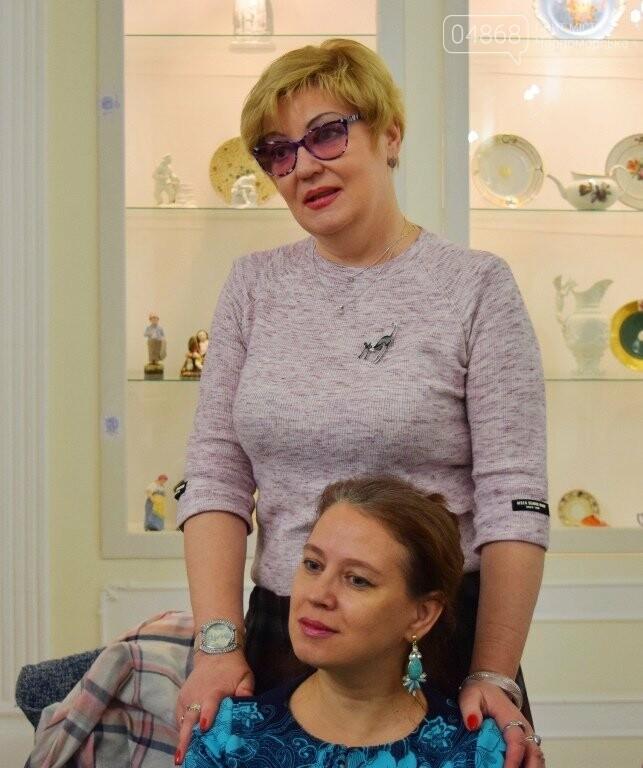 Многогранный талант: в Черноморске прошёл творческий вечер Анны Драй, фото-3
