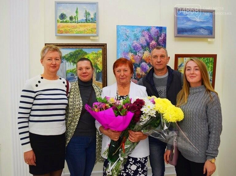 Многогранный талант: в Черноморске прошёл творческий вечер Анны Драй, фото-11