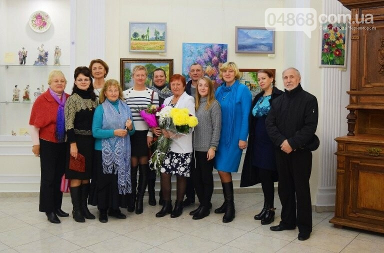 Многогранный талант: в Черноморске прошёл творческий вечер Анны Драй, фото-29