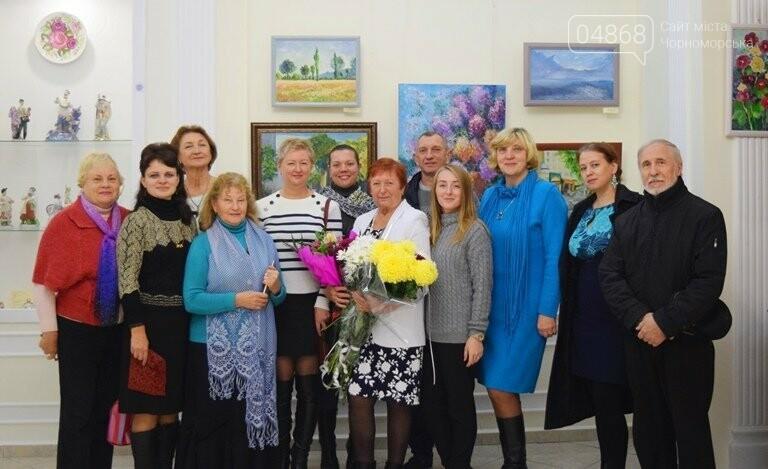 Многогранный талант: в Черноморске прошёл творческий вечер Анны Драй, фото-30
