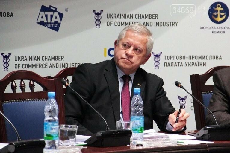 Юрий Крук избран вице-президентом Украинского Союза промышленников и предпринимателей, фото-2
