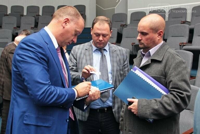 Юрий Крук избран вице-президентом Украинского Союза промышленников и предпринимателей, фото-3