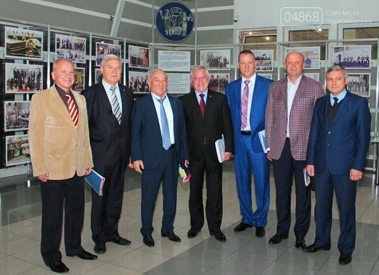 Юрий Крук избран вице-президентом Украинского Союза промышленников и предпринимателей, фото-4