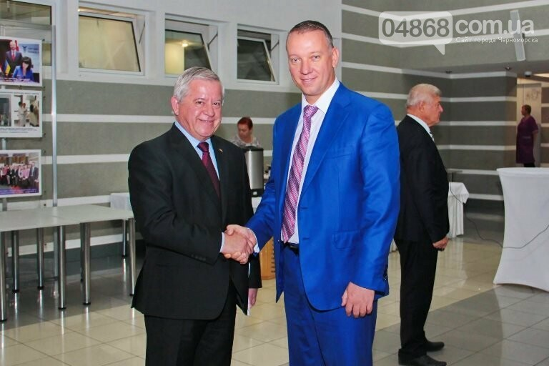 Юрий Крук избран вице-президентом Украинского Союза промышленников и предпринимателей, фото-5