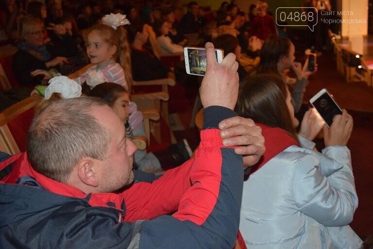 «Восточная сказка» помогает спасать жизнь маленьких жителей Черноморска, фото-25