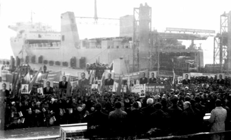 Этот день в истории Черноморска: 40 лет назад была открыта паромная переправа, фото-2