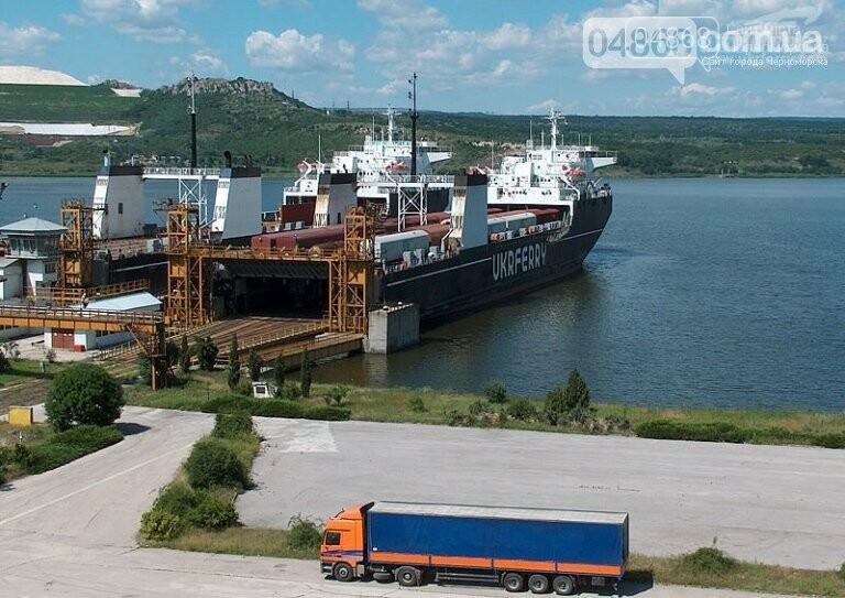Этот день в истории Черноморска: 40 лет назад была открыта паромная переправа, фото-12