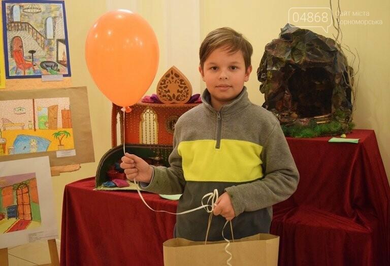 «Дом мечты»: в Черноморске завершился  конкурс юных художников, фото-6