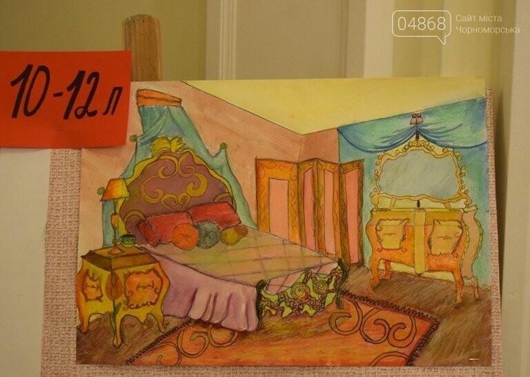 «Дом мечты»: в Черноморске завершился  конкурс юных художников, фото-16