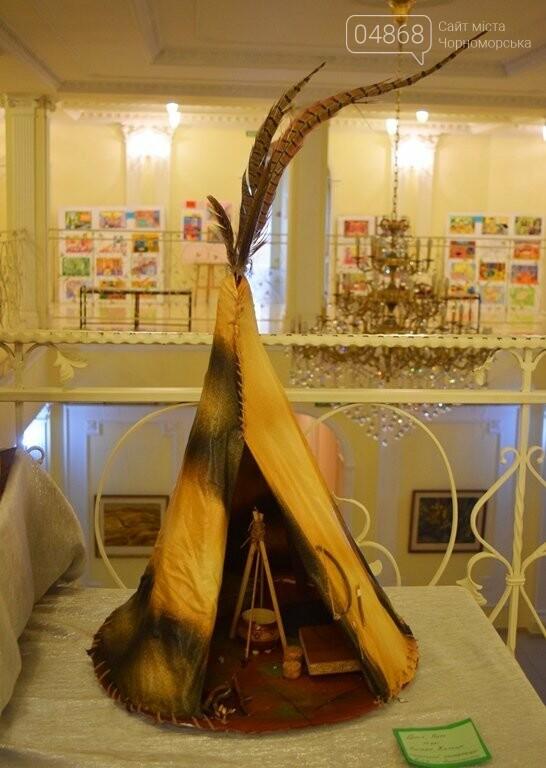 «Дом мечты»: в Черноморске завершился  конкурс юных художников, фото-4