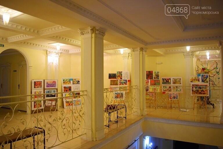 «Дом мечты»: в Черноморске завершился  конкурс юных художников, фото-17