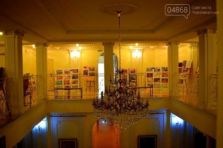 «Дом мечты»: в Черноморске завершился  конкурс юных художников, фото-22