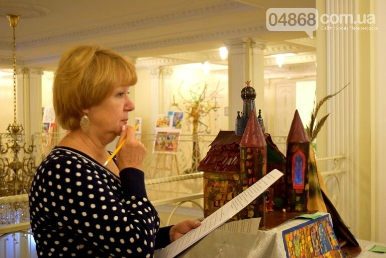 «Дом мечты»: в Черноморске завершился  конкурс юных художников, фото-9