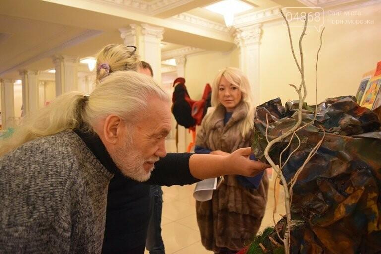 «Дом мечты»: в Черноморске завершился  конкурс юных художников, фото-11