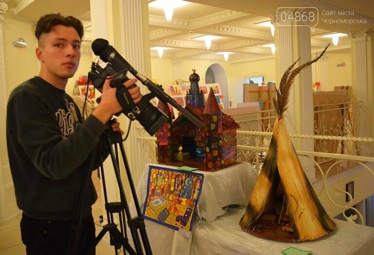«Дом мечты»: в Черноморске завершился  конкурс юных художников, фото-28